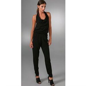 Vince Black Jumpsuit Size X-Small